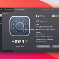 MacPawHider 2 for mac(mac文件隐藏加密软件) v2.5.1激活版