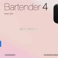 Bartender 4 for Mac(应用图标管理工具) v4.0.16beta版