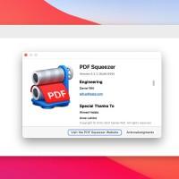 PDF Squeezer Mac(PDF文件压缩工具)v4.2.2