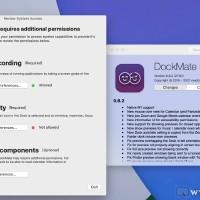 DockMate for Mac(应用程序管理工具)v0.8.2版