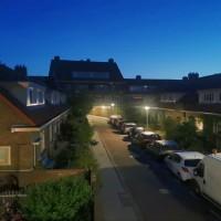 房屋街道居住景观高清动态壁纸