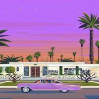 加利福尼亚风景高清动态壁纸
