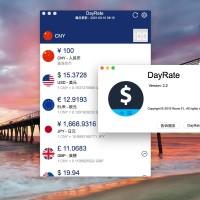 DayRate for Mac(货币汇率转换工具)v2.2免激活版