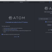 Atom for Mac(文本编辑器)中文免费版