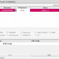LG V35 刷入嘤嘤怪类原生系统教程
