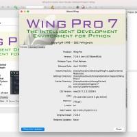 WingPro 7 Mac(Python开发软件)v7.2.9.0永久版