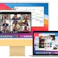 apple资讯|macOS 12 支持将第二台Mac作为外部显示器