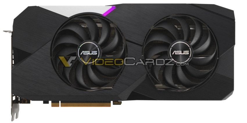 华硕 RX 6700 XT 显卡外观曝光,有望在 AMD 发布会当天推出
