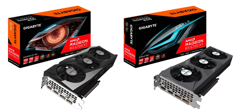 技嘉推出两款 RX 6700 XT 显卡:风之力散热,主打 1440P 游戏体验