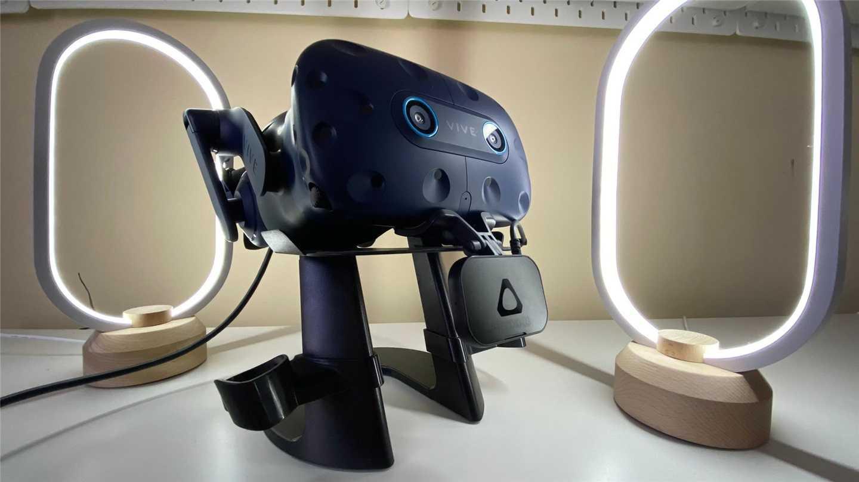 HTC 有望发布适用于 Vive VR 头显的唇部追踪器,实拍图已曝光