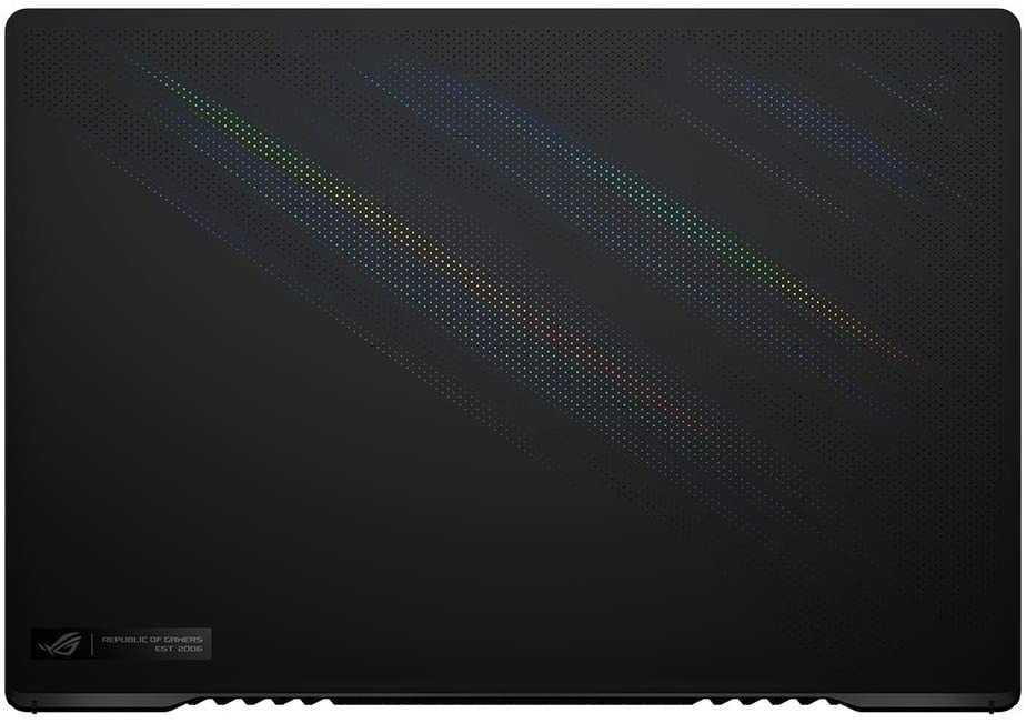 华硕 ROG Zephyrus M16 游戏本外观曝光,搭载 16:10 全面屏