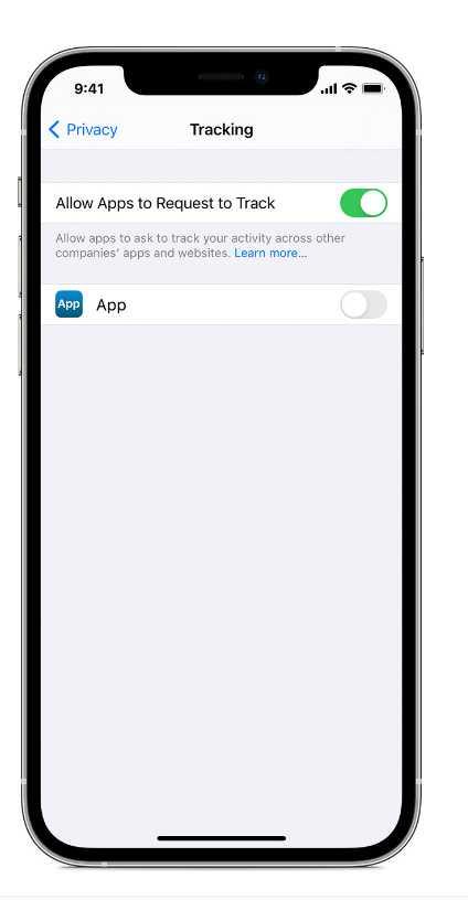 """部分 iOS 14.5 正式版中""""允许应用程序请求追踪""""按钮为何是灰色的,苹果回应"""