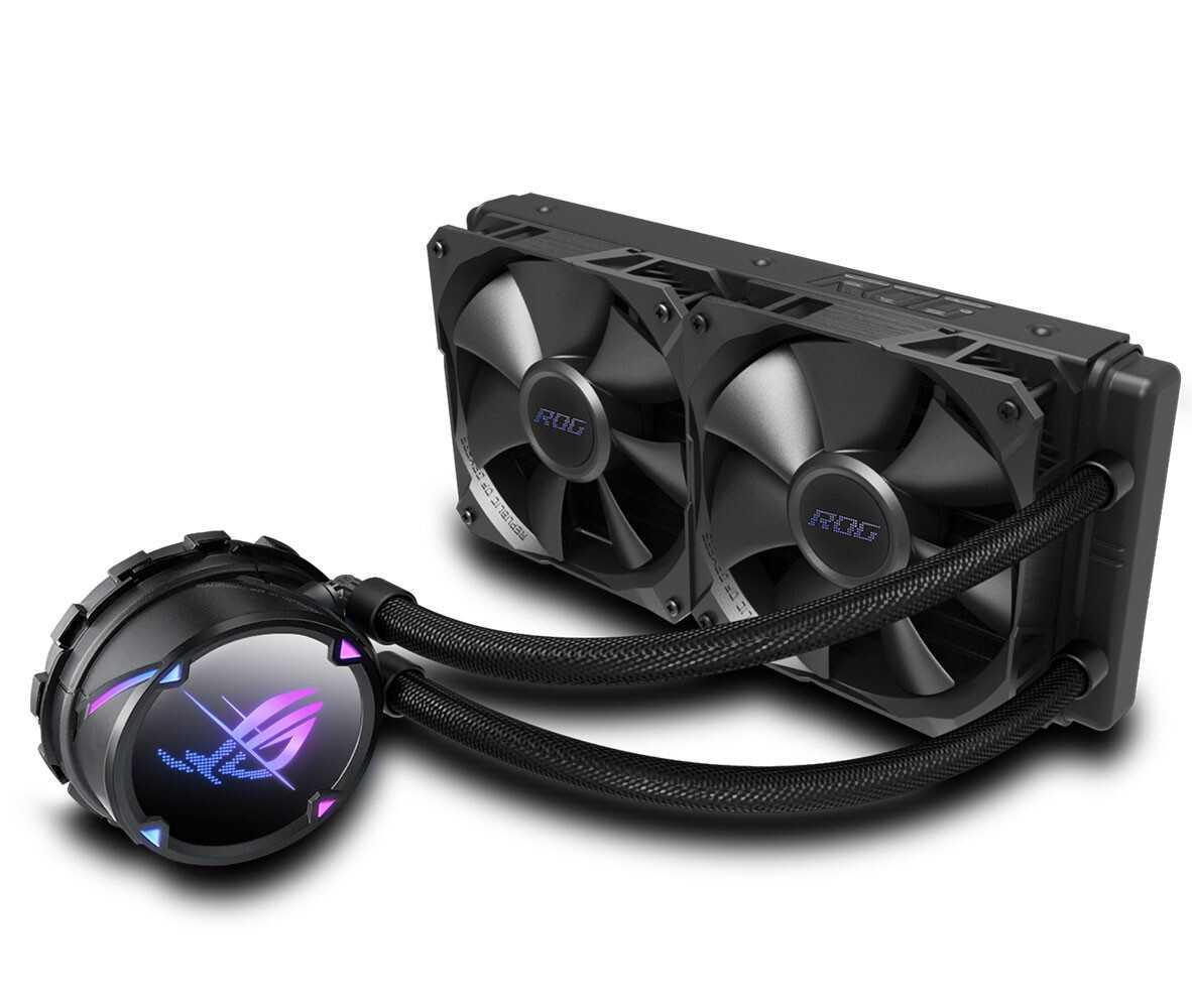 华硕推出 ROG Strix LC II 系列一体式水冷:5 种规格,兼容线程撕裂者 CPU