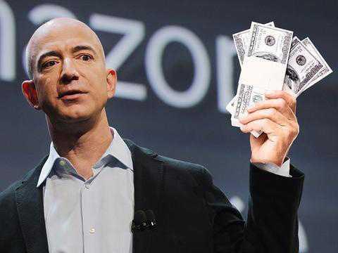亚马逊 CEO 贝索斯本周出售 25 亿美元亚马逊股票,到手 19 亿美元
