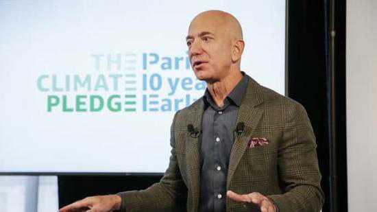 贝索斯最后一次主持亚马逊股东大会,他都说了些什么