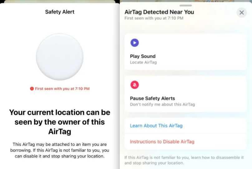 外媒测试苹果 AirTag:两位室友行踪一览无余,第 3 天才会被发现
