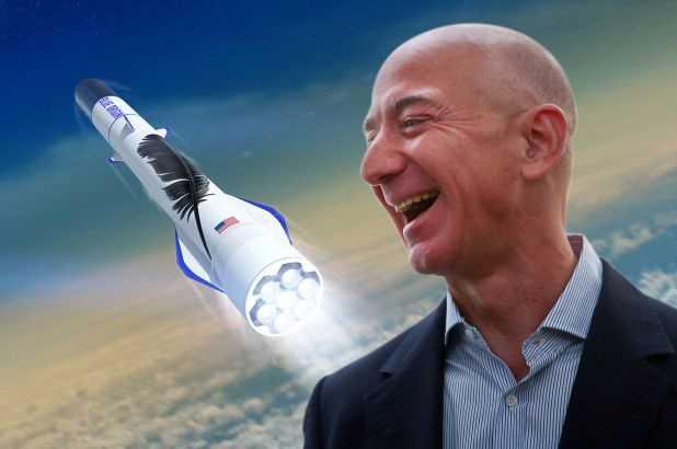 亚马逊 CEO 贝索斯将于 7 月 20 日飞往太空,搭乘蓝色起源飞船