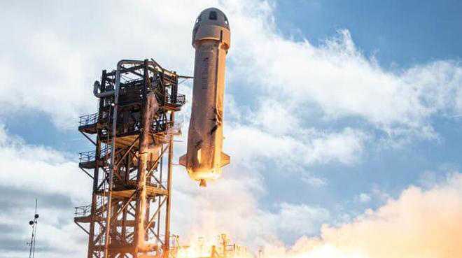 不仅要花 2800 万美元,与贝索斯同游太空还有 4 项要求