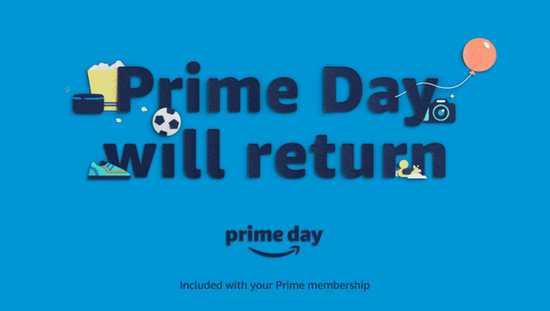 亚马逊正式宣布,6 月 21 日和 22 日为年度 Prime Day