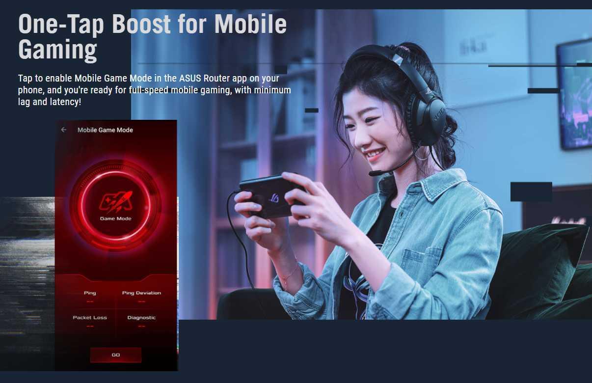 华硕发布 ROG Strix GS-AX5400 无线路由器:支持 WiFi 6