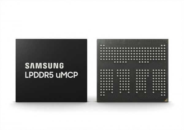 三星宣布大规模量产全新手机内存方案:LPDDR5 UFS 多芯片封装 ,本月即可见